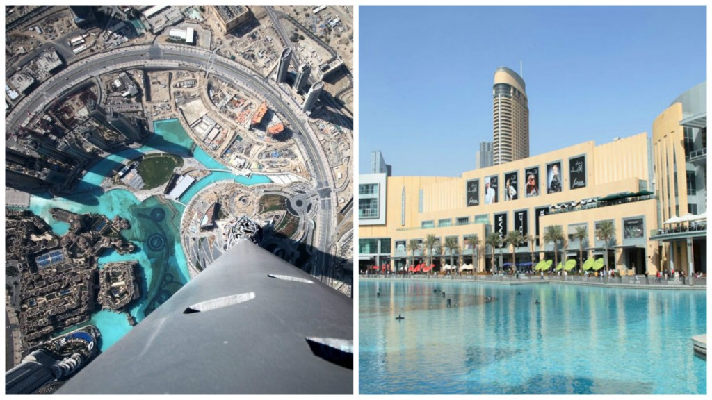 Burj Khalifa/Dubai Mall
