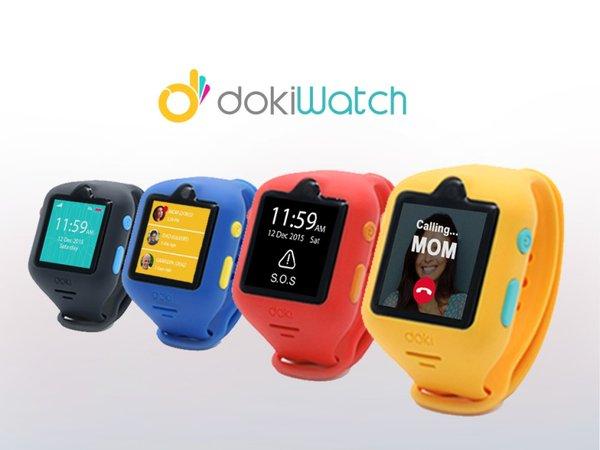 Smartwatch for kids Doki watch