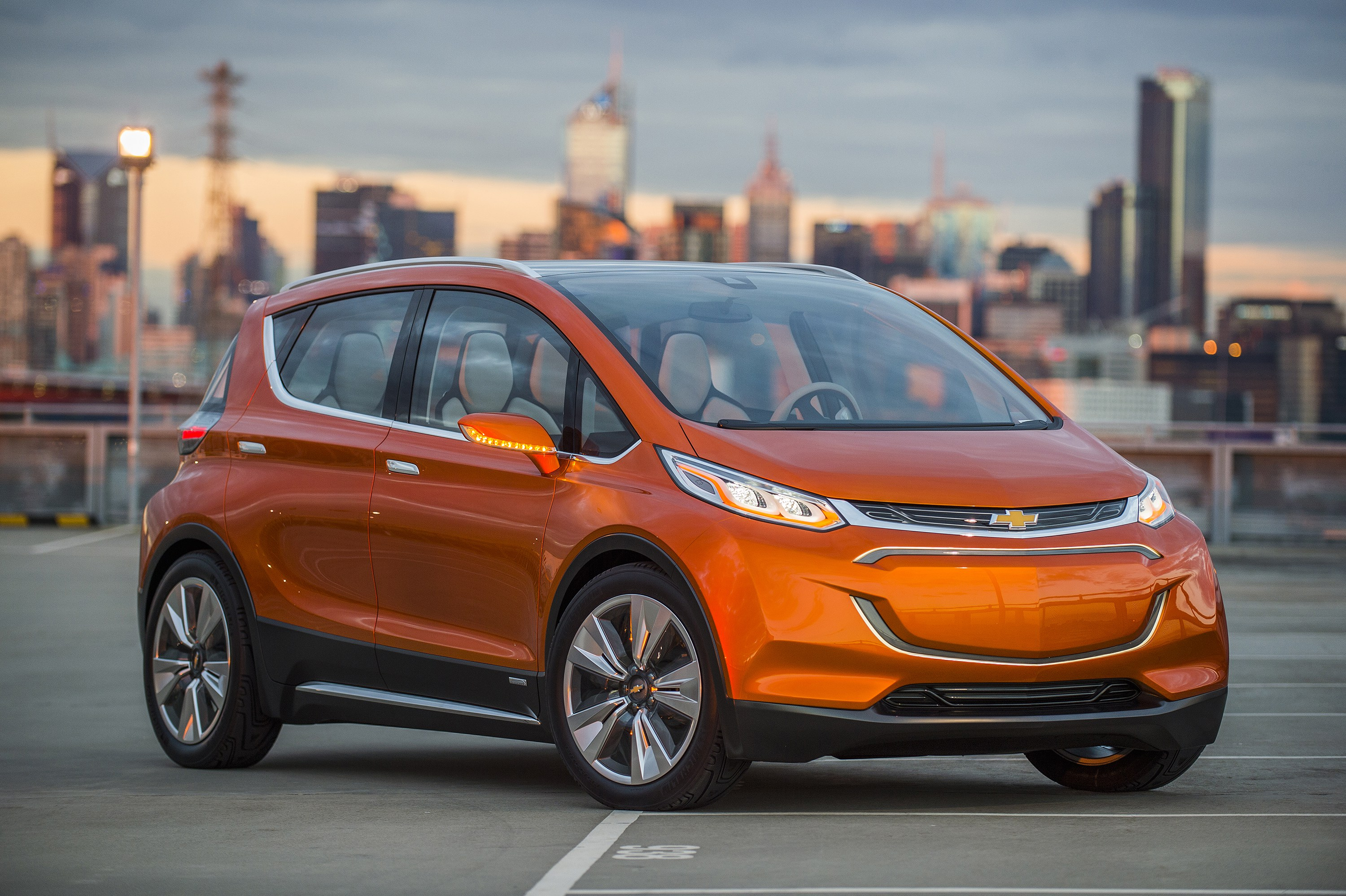 electric car chevy bolt