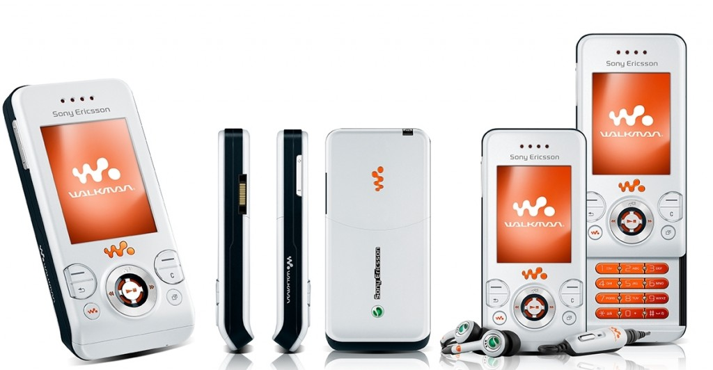 Smartphone with good sound - Sony Ericsson Walkman Series