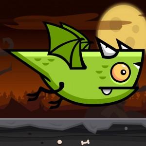 games for kids the green monster