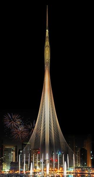 burj khalifa has a new competitor
