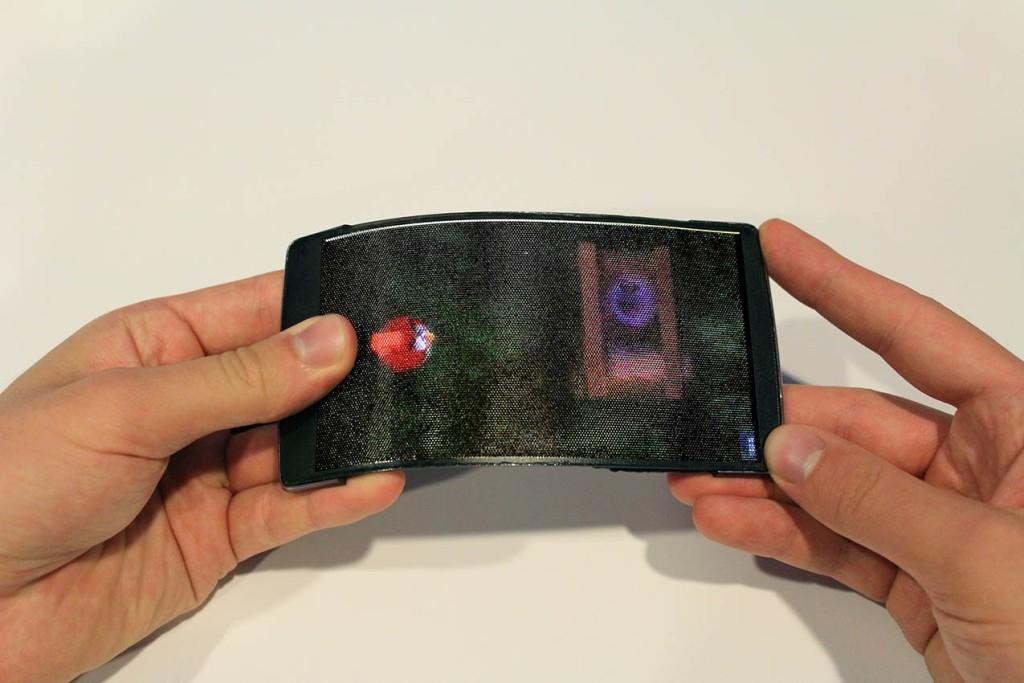 3d smartphone holoflex
