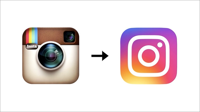 instagram's new look