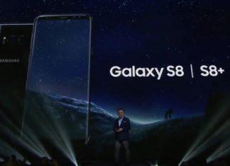 Samsung S8 Screen