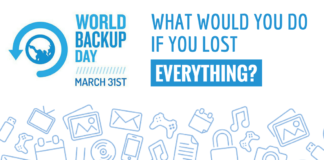 World Backup Day 2017