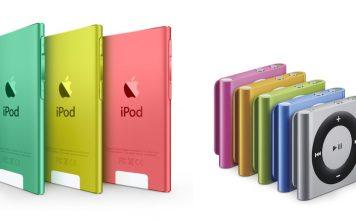 iPod nano shuffle 1 1