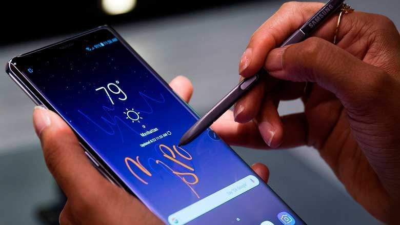 Samsung Galaxy Note 8 is here! | GeekFence - Tech Blog Dubai