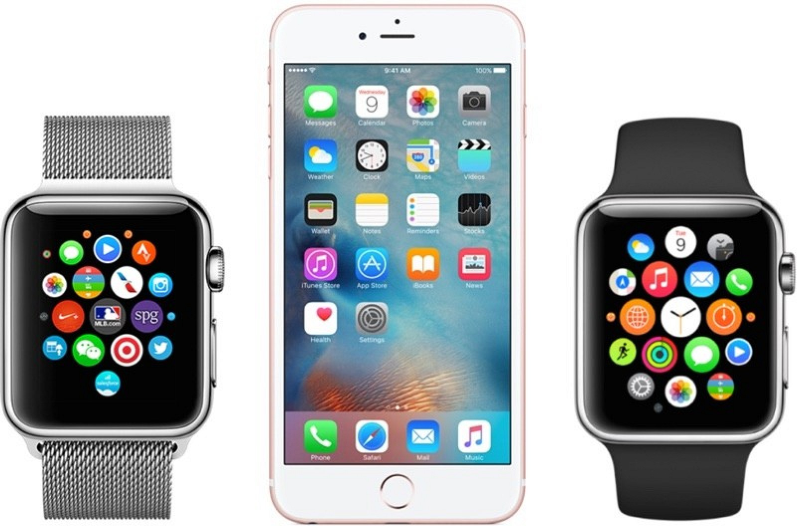 demo store watch ipad watches revealed tables apple for loops process magical display revamp sales