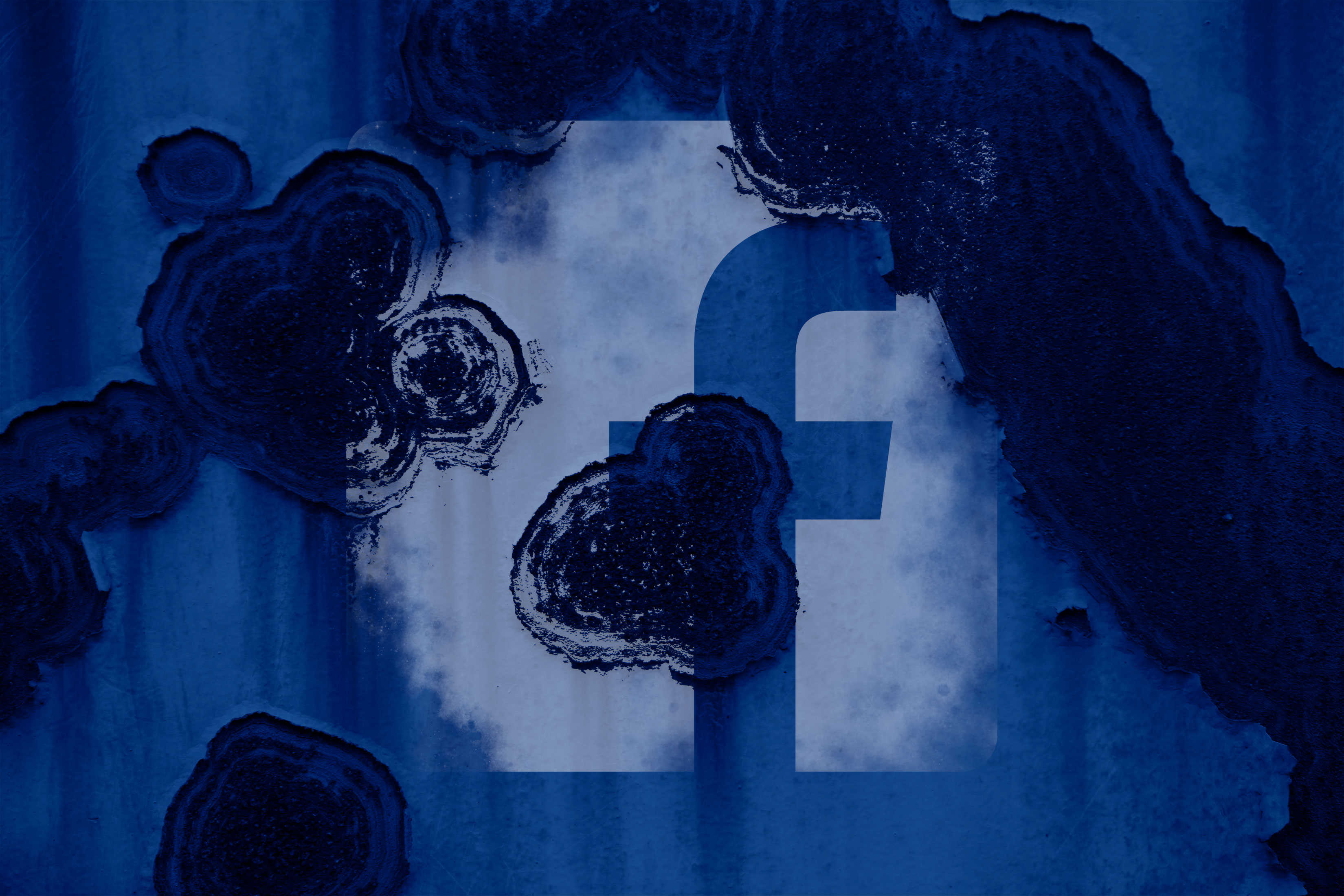 facebook corroded