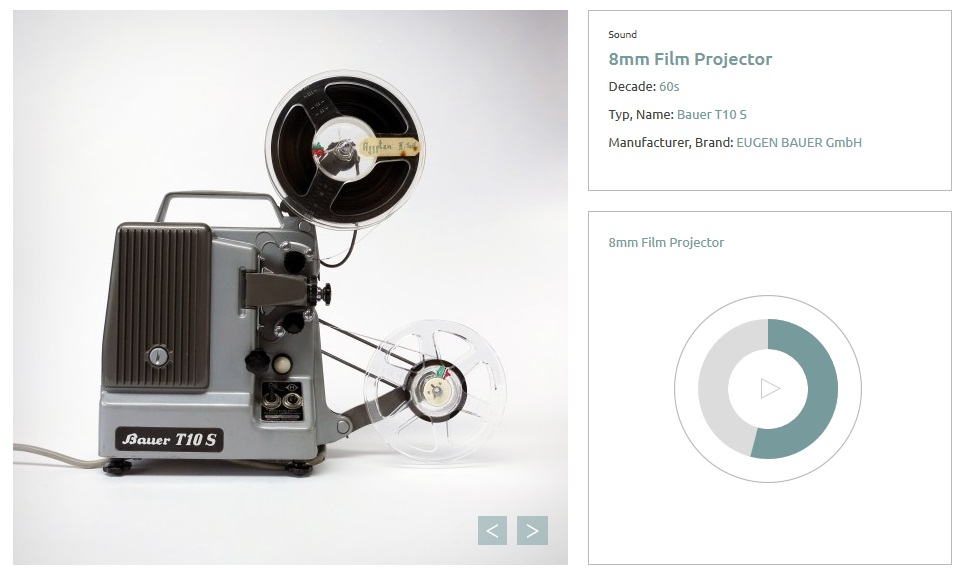 projectorsound