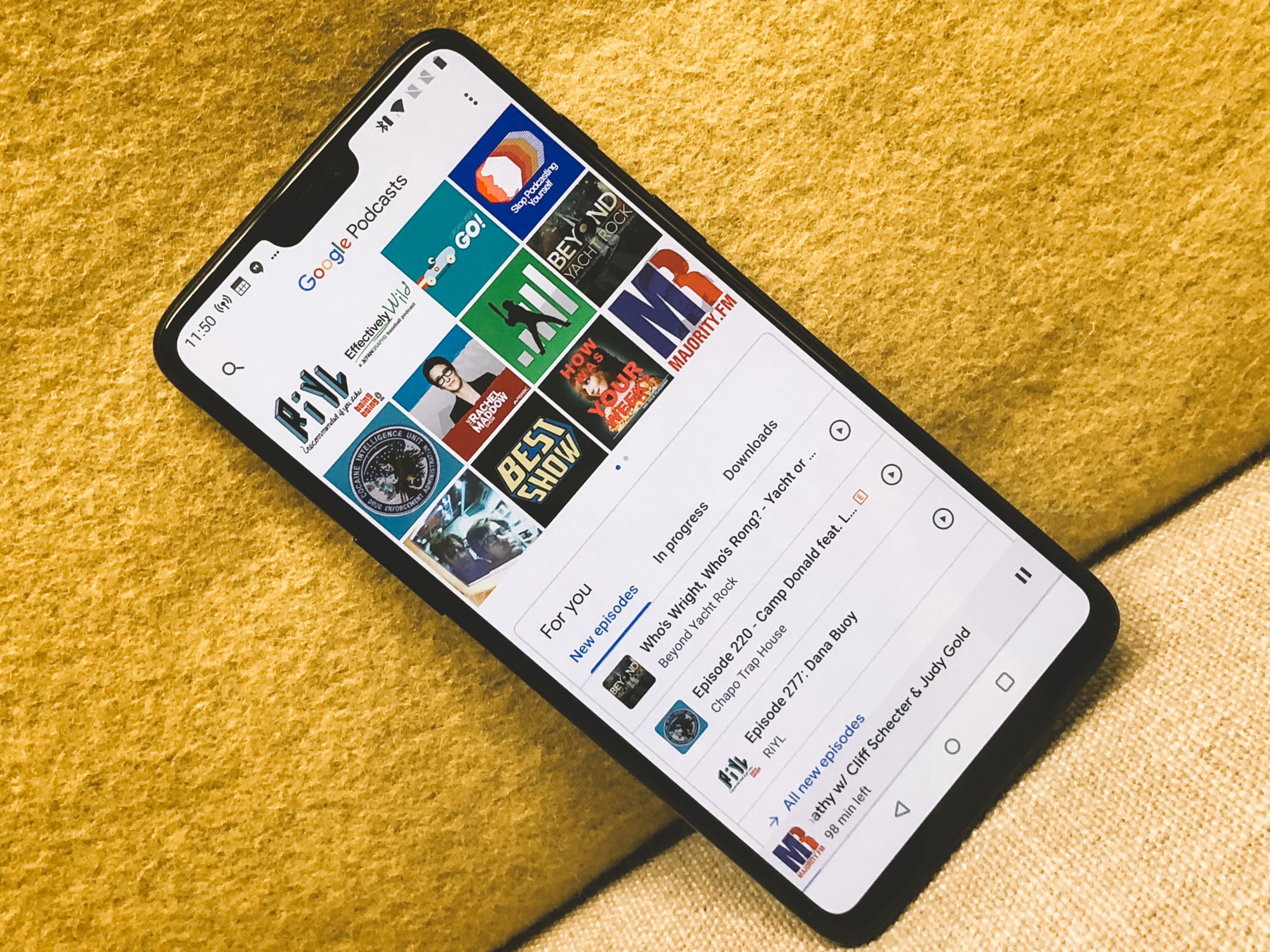 Google Podcasts app review | GeekFence - Tech Blog Dubai