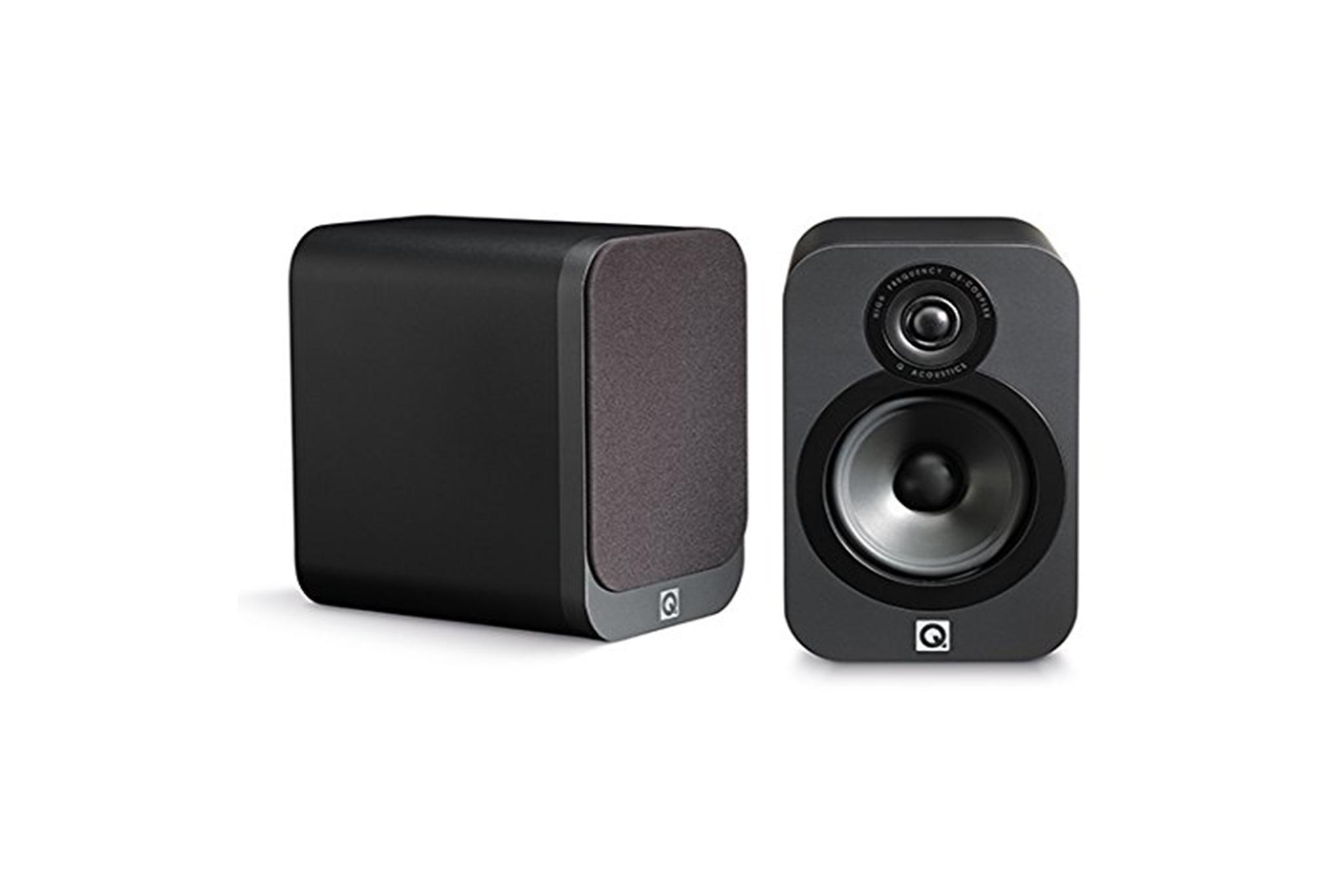 05 Q Acoustics Bookshelf Speakers