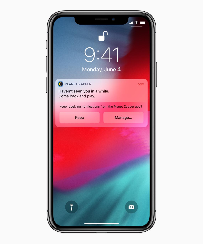 iOS12 Siri App Notifications 06042018