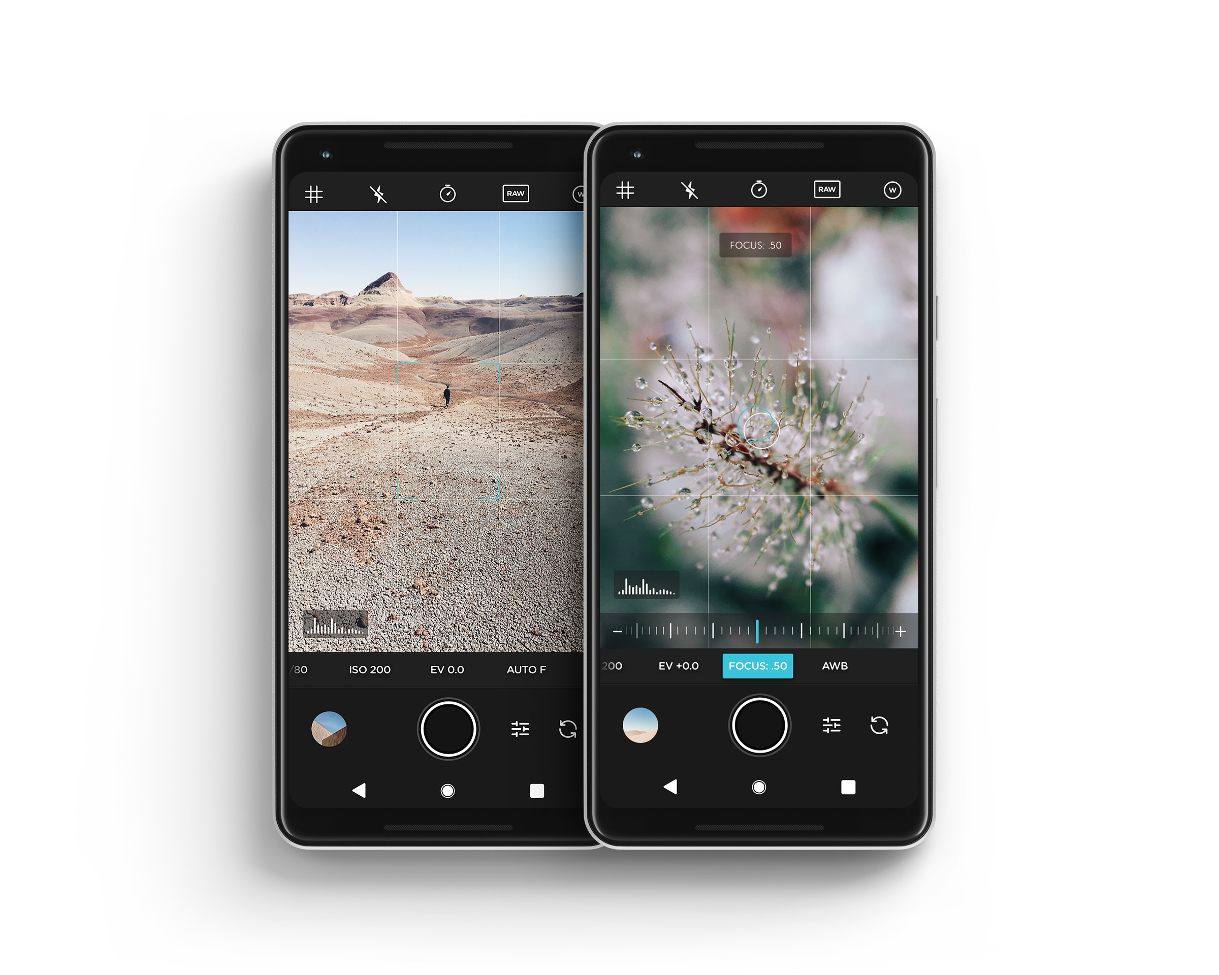 moment app android screens1