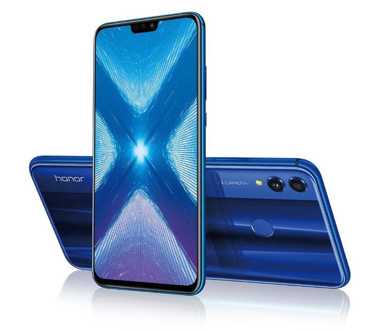 Huawei Y9 (2019) VS Honor 8X