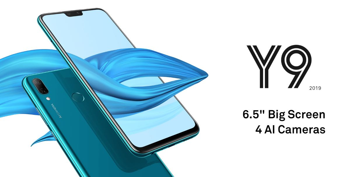 Huawei Y9 (2019) VS Honor 8X