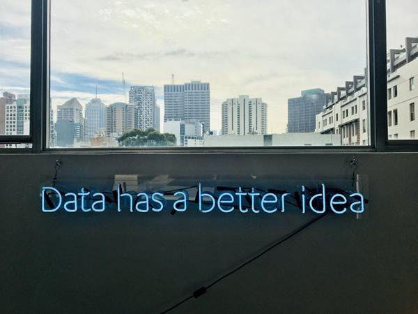 data has better idea