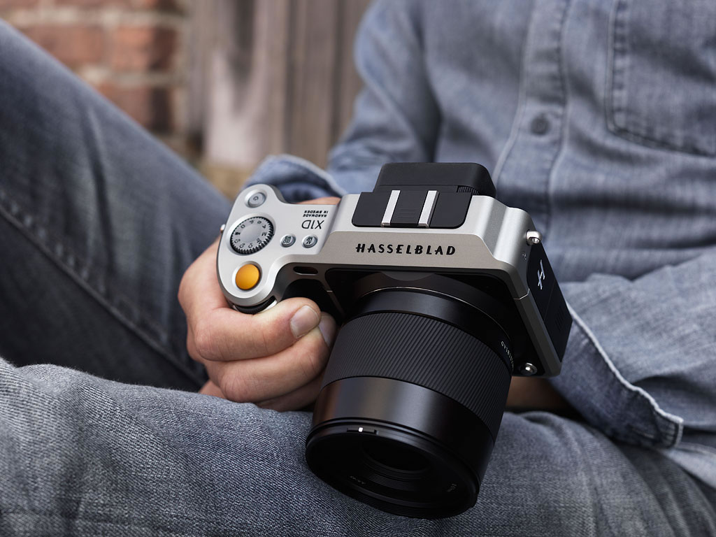 Hasselblads New Medium Format Camera is a Tiny