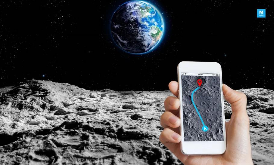 GPS on the Moon