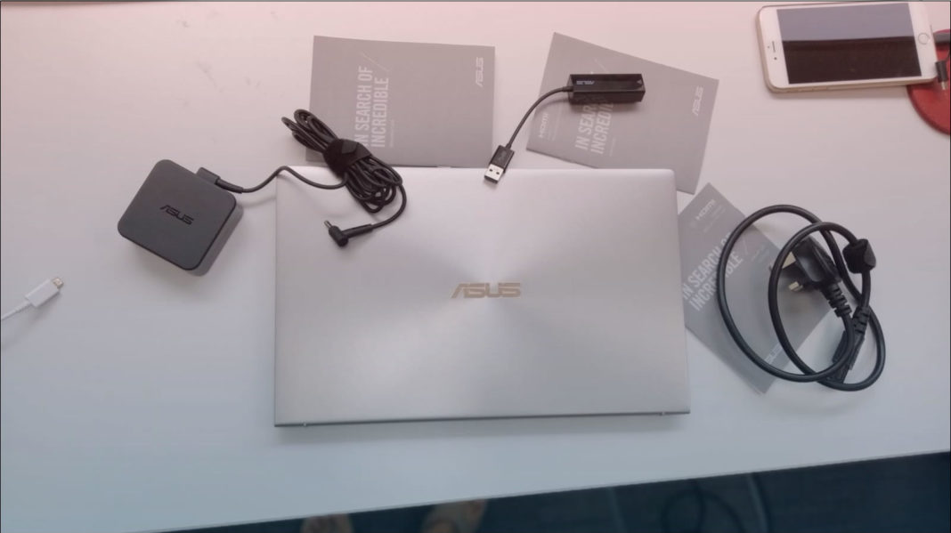 Asus Zen Book 14 – Larger Screen in a Compact Body