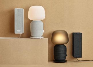 Symfonisk wireless speakers