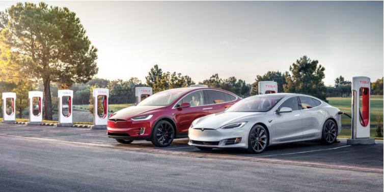 Model S, Model X
