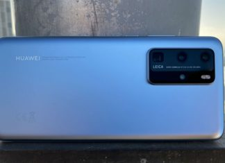 features of Huawei P40