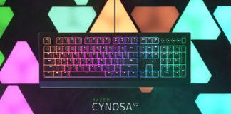 Razer Cynosa V2 True RGB Gaming Keyboard