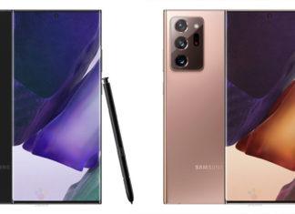 Samsung Galaxy Ultra 20