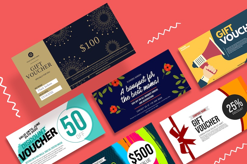 Gift Certificate Templates Point 5 2