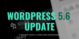 Here's the New WordPress 5.6 Update!