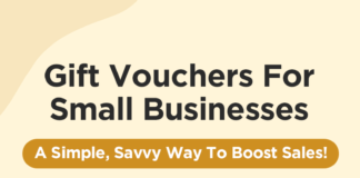 Gift Vouchers For Small Businesses