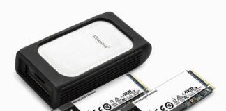 CES 2021: Kingston Previews New NVMe SSD Lineup
