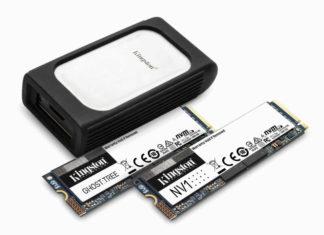 CES 2021: Kingston Previews New NVMe SSD Lineup
